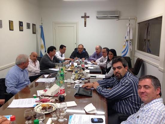 Díaz presidirá su última reunión como presidente de CECHA