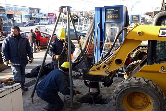 El Fondo Fiduaciario solventará la remediación de los suelos contaminados de combustibles