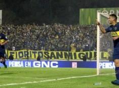 La publicidad aparece en la estática de los estadios